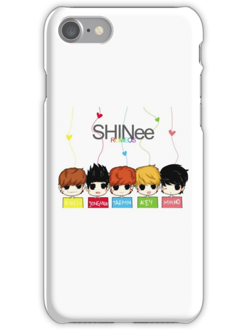 SHINee by Ommik