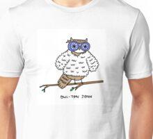 Owl-ton John Unisex T-Shirt