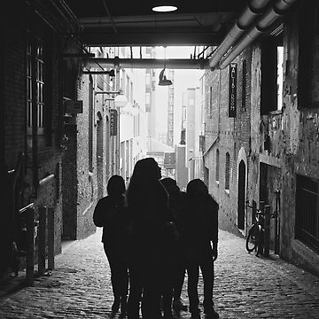 Post Alley Group by ccsaintdawg21