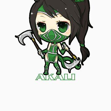 Akali by thias13