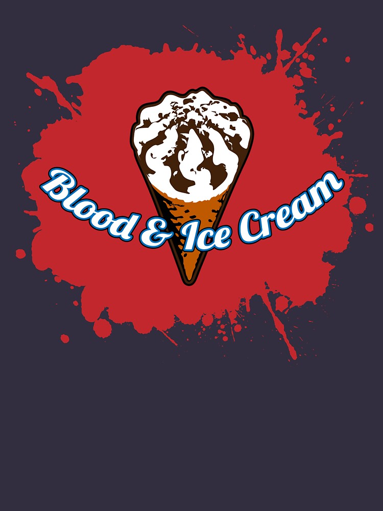 Blood & Ice Cream by anfa