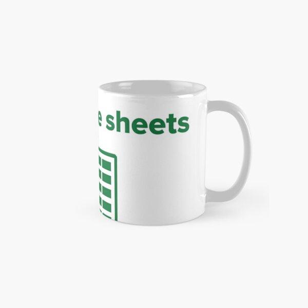 FREAK IN THE SHEETS Classic Mug