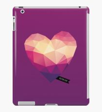 Vector Love 01 iPad Case/Skin