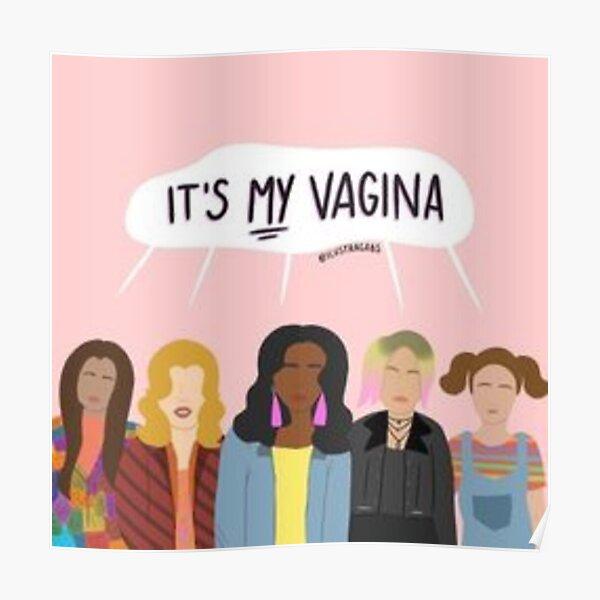 c'est mon vagin Poster