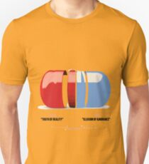 Red or Blue Pill Unisex T-Shirt