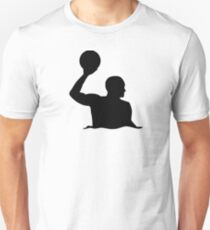 Water polo player Unisex T-Shirt