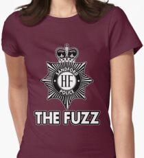 The Fuzz Womens Fitted T-Shirt