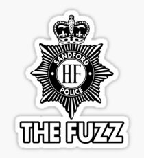 The Fuzz Sticker