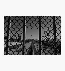 San Diego Overpass Photographic Print