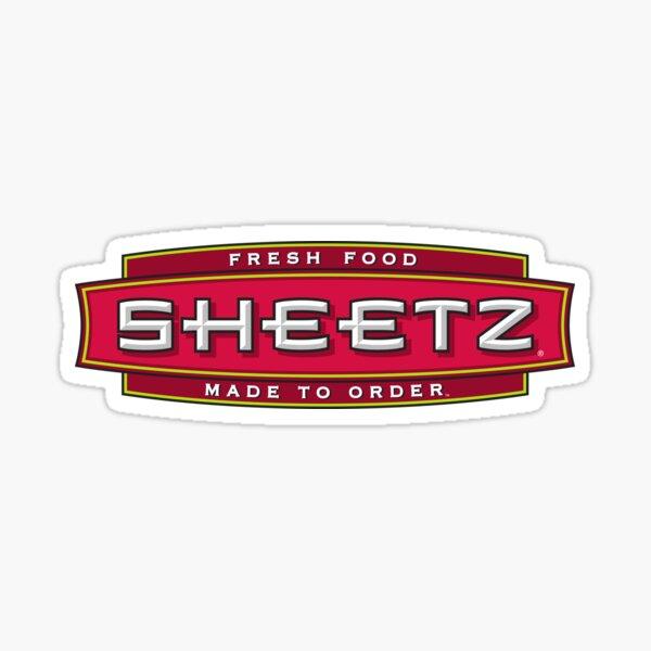 Sheetz fresh food made to order Sticker
