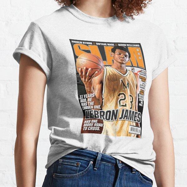 LeBron James - Magazine SLAM T-shirt classique