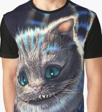 Chesire Cat   Graphic T-Shirt