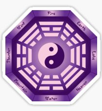 I Ching Yin Yang Sticker