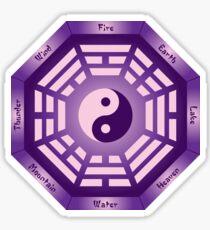 I Ching Yin Yang Sticker
