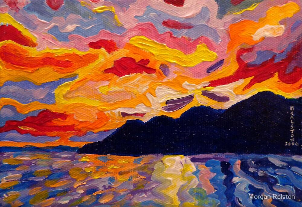 West CoastSunset by Morgan Ralston
