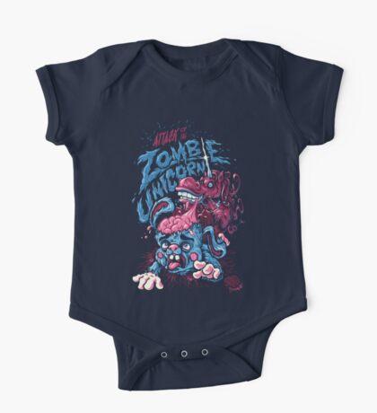 Zombie Unicorn Attacks Kids Clothes