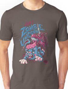 Zombie Unicorn Attacks T-Shirt