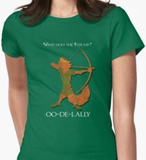 Oo-De-Lally Womens Fitted T-Shirt