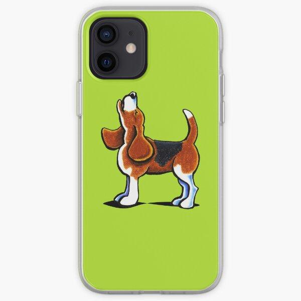 Tricolor Beagle Bay iPhone Soft Case