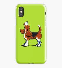 Tricolor Beagle Bay iPhone Case