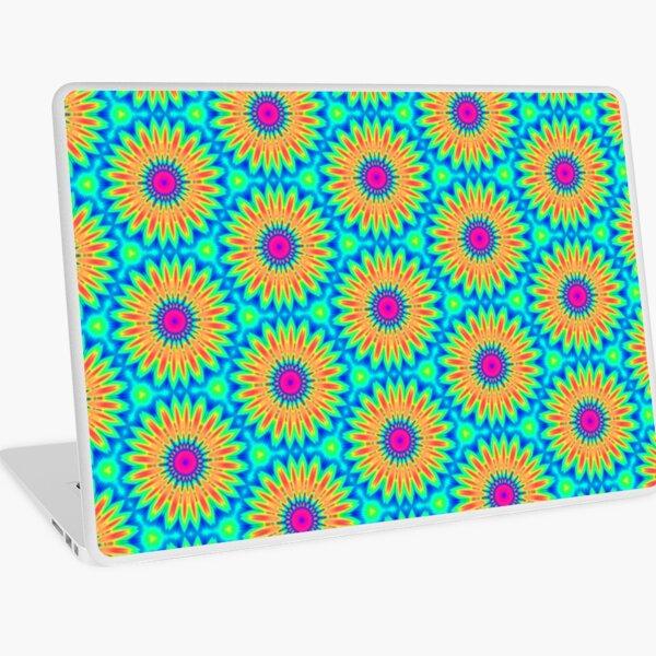 FLOWER POWER Laptop Skin