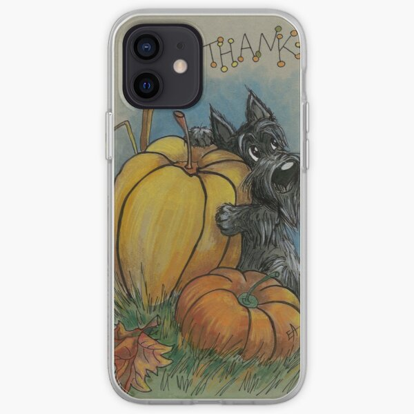 Happy Thanksgiving! iPhone Soft Case