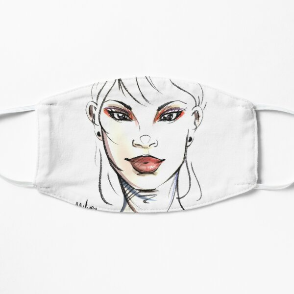 Fashionably Uncompromising Mask