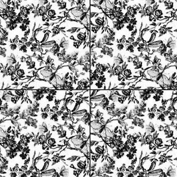Floral Phone Case by Larry69PJ