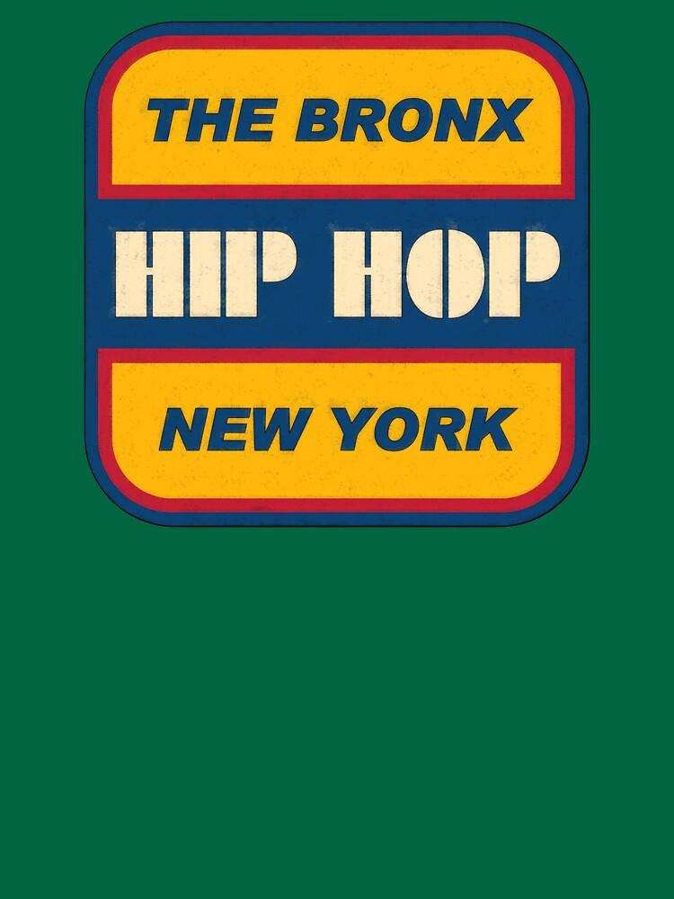 The Bronx Hip Hop by adlirman
