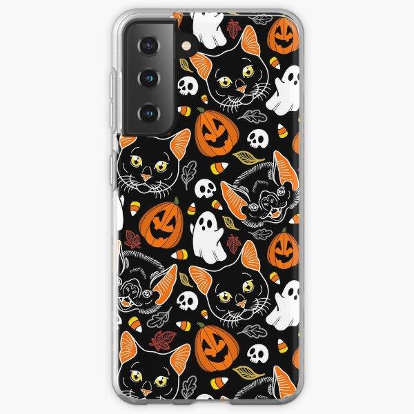 Feline Spooky Samsung Galaxy Soft Case