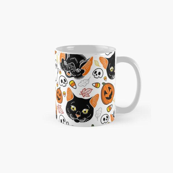 Feline Spooky Classic Mug