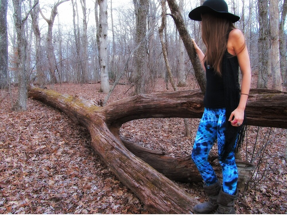 Tree Wanderlust by Dieselboutique