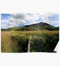 Skiddaw Views Poster