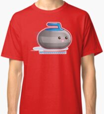 Cute  Curling Stone Classic T-Shirt