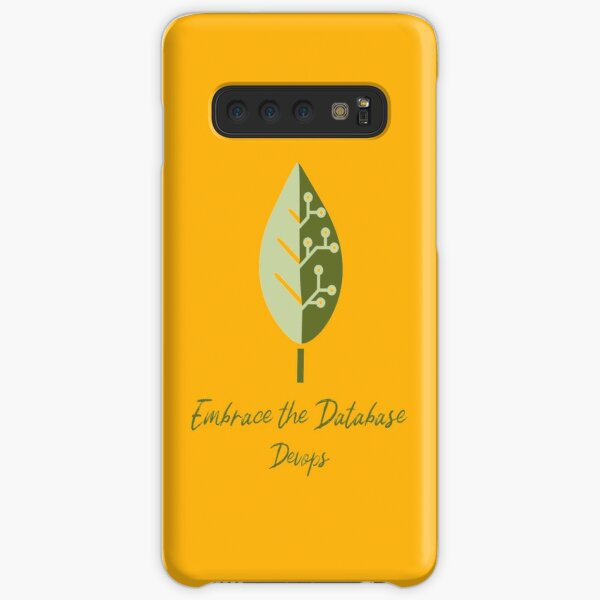 Embrace the Database Samsung Galaxy Snap Case