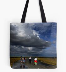 Not Crossing Today Tote Bag