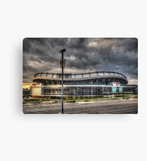 Sports Authority Stadium 2 Canvas Print