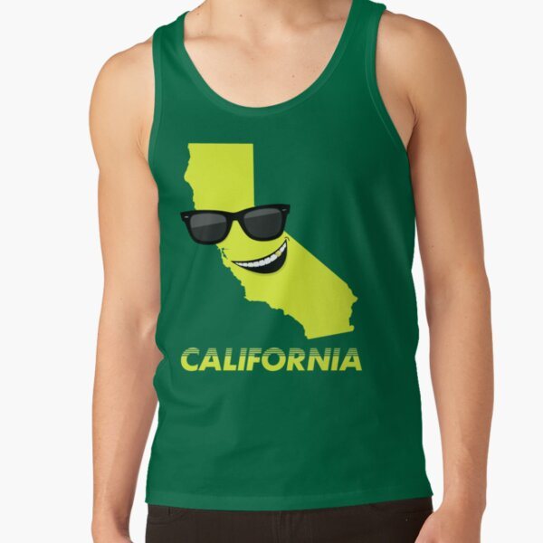 Golden State  Tank Top