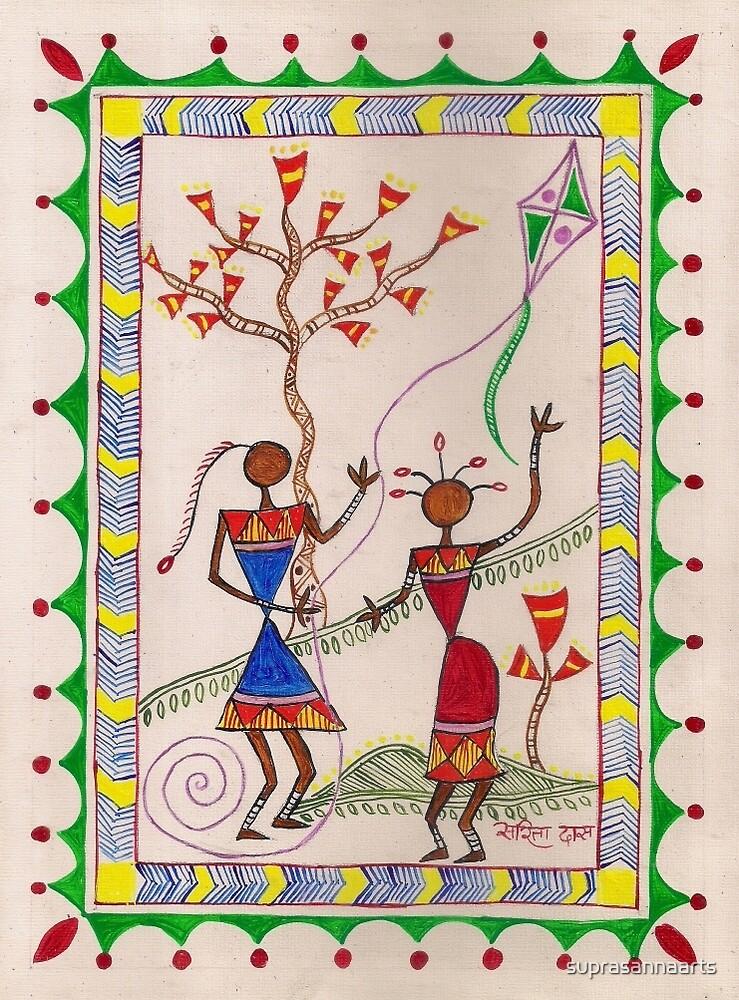 Holiday Celebrations by suprasannaarts