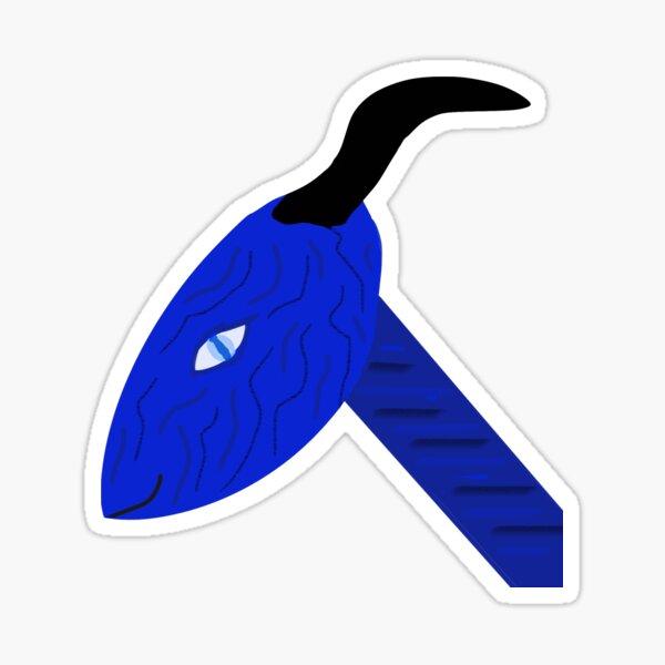 Dien Cartoon Style Character Icon Sticker