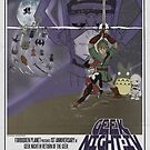 Geek Night: IV The Return Of The Geek by TwistedDredz