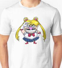 Wario Moon Unisex T-Shirt