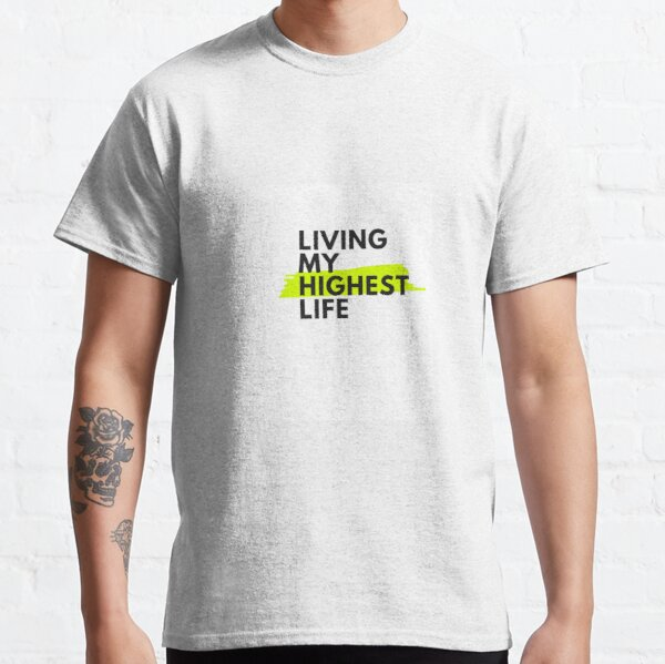 How U Livin? by CannaDoula Classic T-Shirt