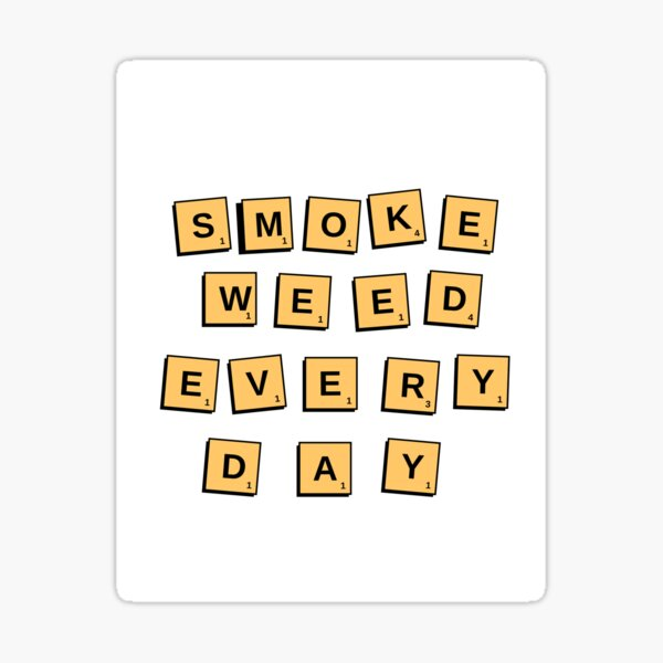 S.W.E.D by CannaDoula  Sticker