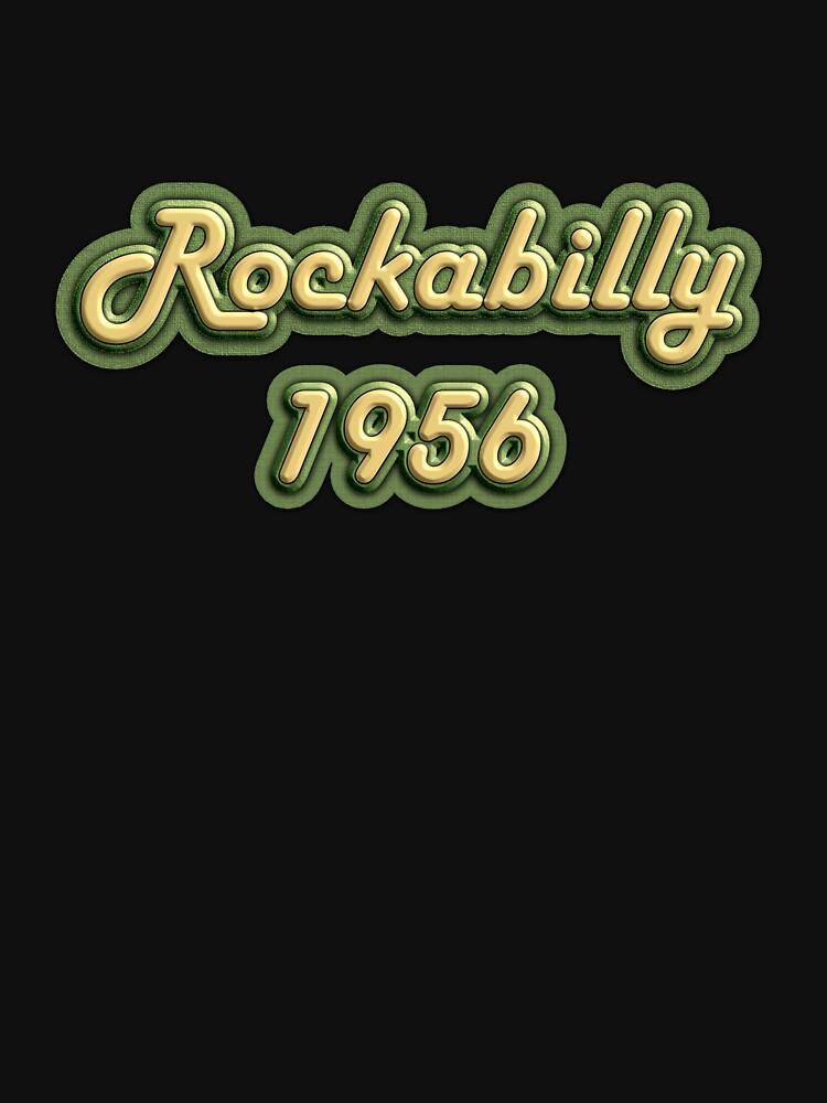 Rockabilly 1956  Vintage by adlirman