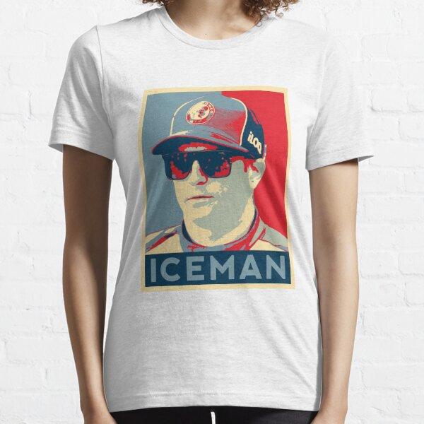 Kimi Raikkonen - Iceman Essential T-Shirt
