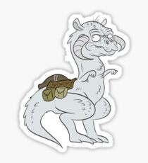 STARWARS-TAUNTAUN Sticker