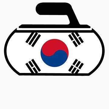 South Korea Curling by the-splinters