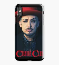 Boy George & Culture Club 02 iPhone Case
