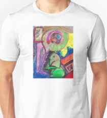 """Little Dragon"" by Richard F. Yates T-Shirt"